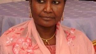 Kwamishinar siyasa a kungiyar ECOWAS, Hajiya Salamatu Suleiman