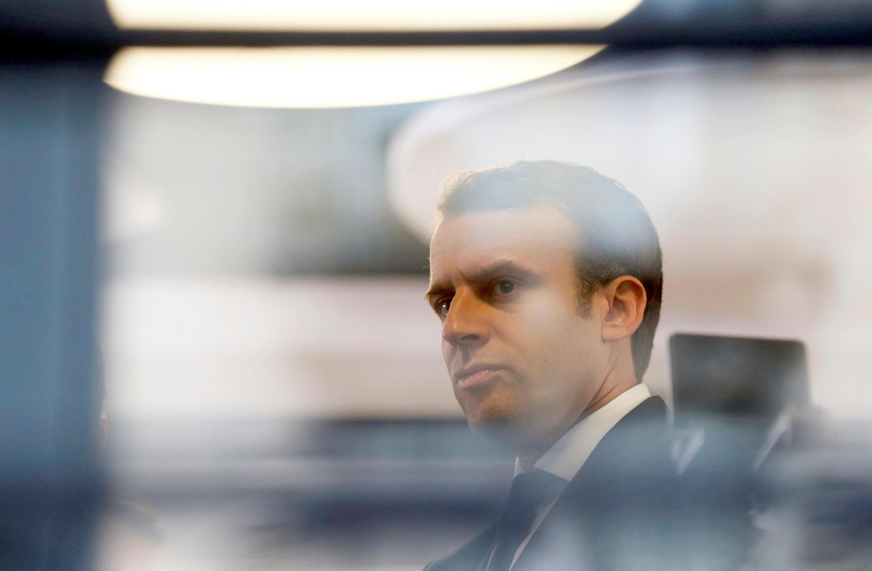 Emmanuel Macron, oitavo Presidente da V República francesa