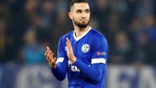 Nabil Bentaleb en 20 février 2019.