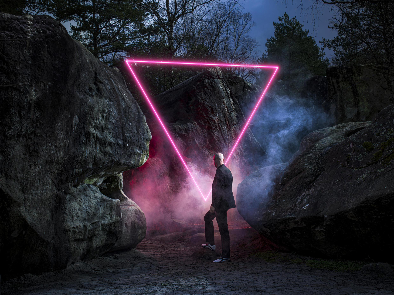 Vitalic sera en concert en juin à l'Accord Hotels Arena à Paris, si la situation sanitaire le permet.