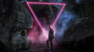Musique - Vitalic - Vitalic_HD_BercyArtwork_(c)David HUGONOT-PETIT_01