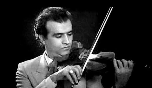 IRAN : Parviz Yahaghi, musicien, compositeur et violoniste