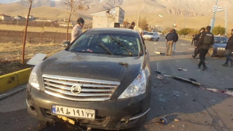 2020-11-27 IRAN assassinat Mohsen FAKHRIZADEH atomiste iranien teheran