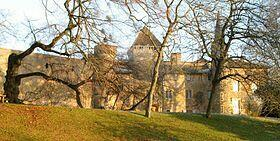 """le Château de Saint-Point ( """"拉馬丁城堡(Château de Lamartine) """" )"""