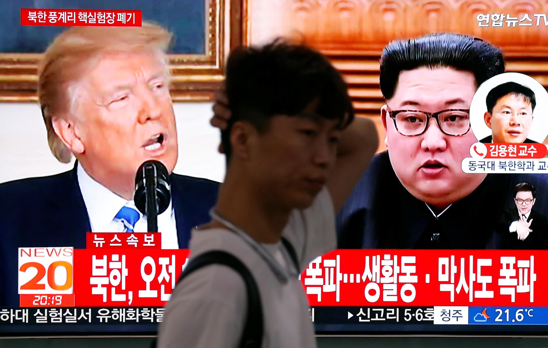 Встреча Дональда Трампа сКим Чен Ыном может состояться 12 июня вСингапуре.