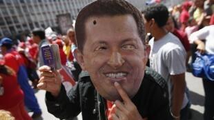 Dubban masu Zanga-zanga a kasar a kasar Venezuela