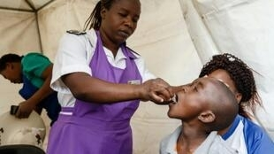 Zimbabwe has begun an oral vaccination drive to curb a cholera outbreak which has claimed at least 49 lives over the past month, a WHO official said Friday
