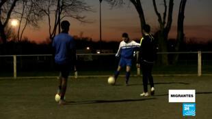 El fútbol, además de ser una pasión, se convierte en una herramienta de integración en Niort.
