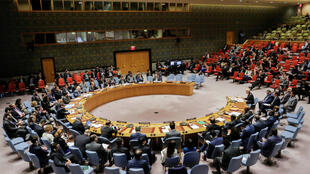 Франция в партнерстве с Британий и США предлагают новый проект резолюции по Сирии