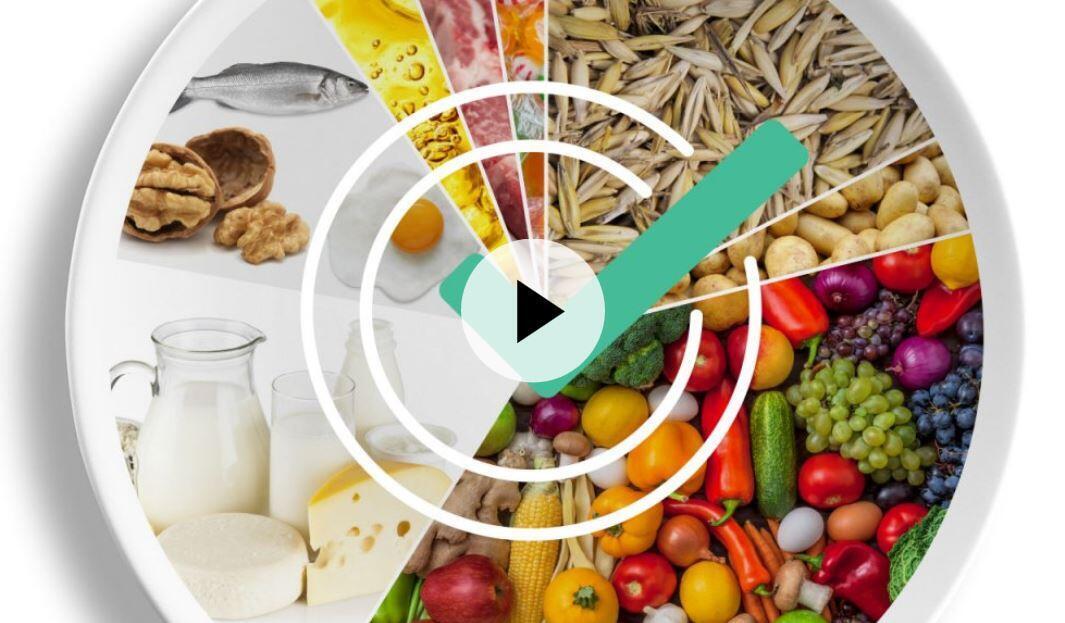 理想健康有益地球的菜谱 每天500克蔬菜水果