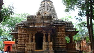 The Bhorumdeo Temple in Kabirdham District of Chhattisgarh, India