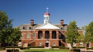 美国哈佛大学 资料照片