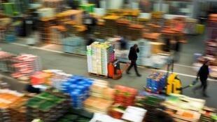 В 2019 году оптовый рынок в Ранжисе отмечает свое пятидесятилетие