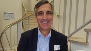 Luc Servant, membre du Bureau de l'APCA, président de la Chambre d'agriculture de Charente-Maritime.