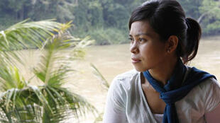 Người mẫu Kartika Sari Dewi Shukarno (DR)