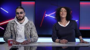 Musique - Le rappeur SCH - Juliette Fievet - Légendes urbaines - 27 mars 2021