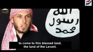 Abu Abd Al Rahman, who was deported this week accused of recruiting for armed Islamist groups