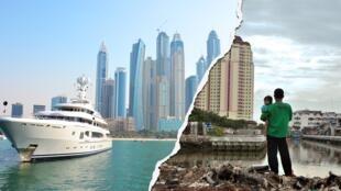 OXFam denuncia: 82% da riqueza mundial produzida no ano passado ficou nas mãos do 1% mais rico
