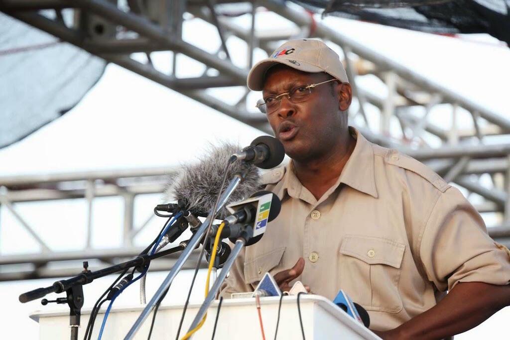 Freeman Mbowe, Mwenyekiti wa chama cha upinzani  CHADEMA nchini Tanzania