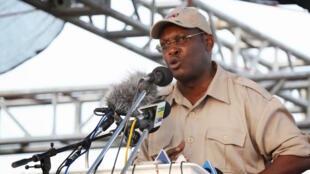 Kiongozi wa chama kikuu cha upinzani nchini Tanzania, Freeman Mbowe