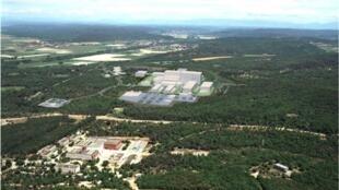 Le réacteur expérimental international Iter, International Thermonuclear doit être construit à Cadarache (Bouches-du-Rhône) dans le sud de la France
