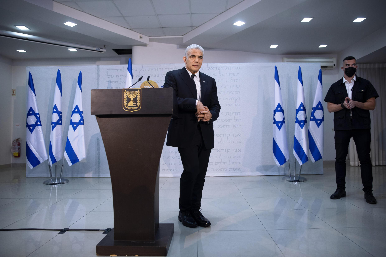 Le chef de l'opposition israélienne Yaïr Lapid a appelé tard mercredi soir 2 juin le président Reuven Rivlin pour lui annoncer qu'il avait réuni les appuis nécessaires à la formation d'un gouvernement d'union anti-Netanyahu