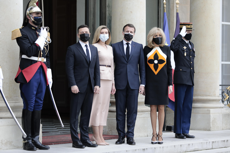 FRANCE _ UKRAINE