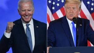 Joe-Biden-a-Wilmington-dans-le-Delaware-et-le-president-Donald-Trump-a-la-Maison-Blanche-sexpriment-lors-de-la-nuit-electorale-du-3-au-4-novembre-2020-420479