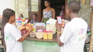 Ce sont de jeunes Béninois qui développent l'application pour cartographier et ce sont les habitants qui collecteront les informations.