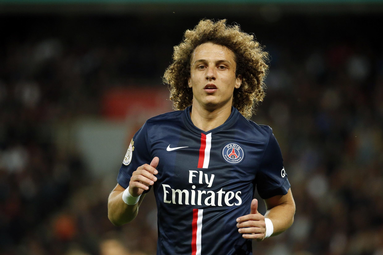David Luiz mchezaji wa  Paris Saint Germain,