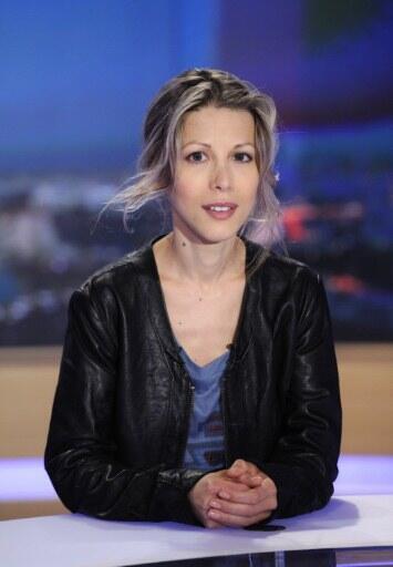 Tristane Banon on TF1 television news, 29 September 2011.