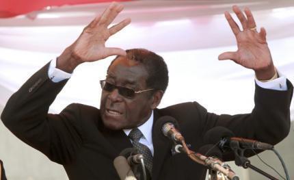 Shugaban Zimbabwe Robert Mugabe