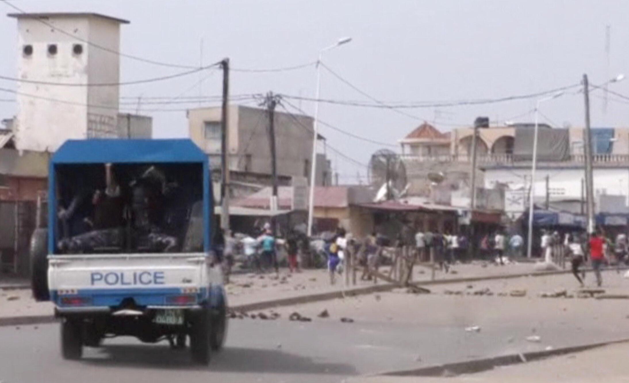 Des émissaires de la Cédéao et des facilitateurs ghanéens et guinéens sont à Lomé (photo d'archives) pour préparer le prochain round de dialogue.