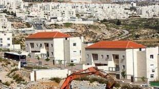 Sehemu ya eneo la ukanda wa Jerusalem linalozozaniwa kati ya Israel na Palestina