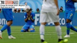 O jornal Le Monde comenta o descontrole emocional da seleção brasileira na Copa do Mundo.