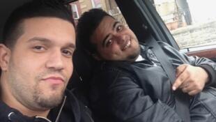 Элвис Рафаэль Родригес и Эмир Яссер Йехе – участники банды, укравшей 45 миллионов долларов, 10 мая 2013 года