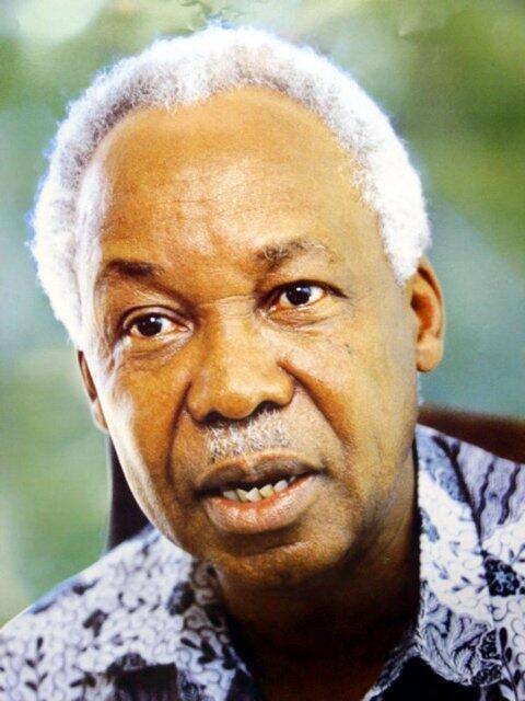 Mwl. Julius K. Nyerere