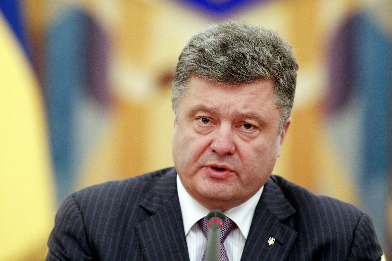Порошенко назвал референдум в Голландии «атакой на единство Европы»
