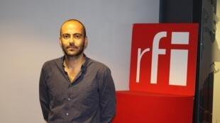 علی  مبصّر، عکاس ایرانی ساکن لندن