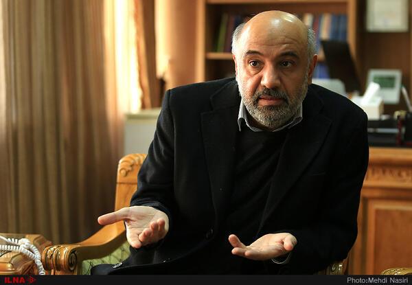 احمد میدری مشاور اقتصادی وزیر کار ایران