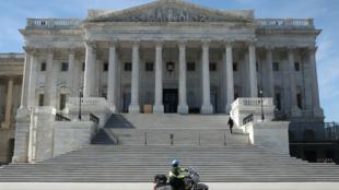 Le Sénat américain à Washington