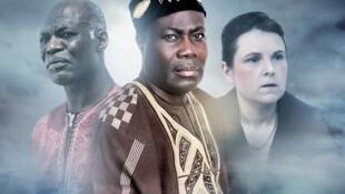 L'affiche de «L'Orage africain - un continent sous influence», réalisé par le Béninois Sylvestre Amoussou.