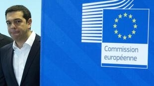 Глава правительства Греции Алексис Ципрас
