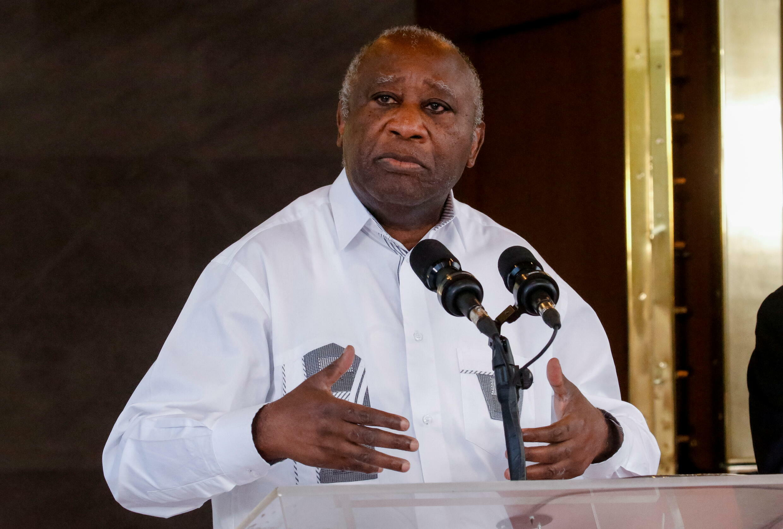 2021-07-27T212837Z_2141861408_RC26TO9EU25Z_RTRMADP_3_IVORYCOAST-POLITICS Côte d'Ivoire Gbagbo