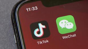 TikTok和微信特写