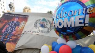 Un accueil populaire a été réservé aux 16 militaires libanais libérés mardi 1er décembre.
