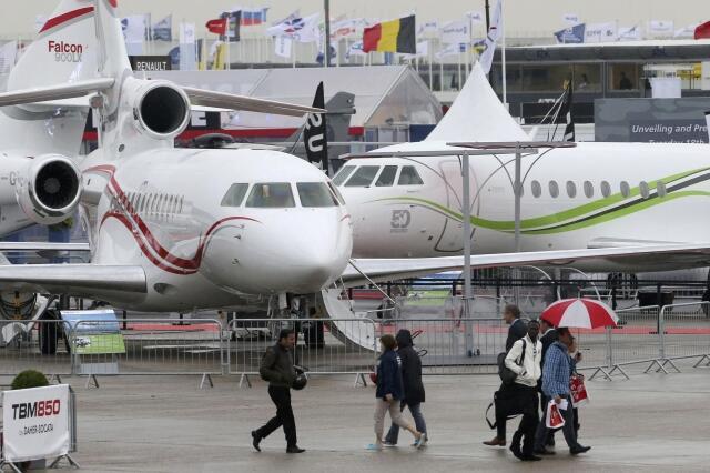 Triển lãm hàng không tại Le Bourget 2013