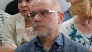 Алексей Малобродский попал под арест 21 июня 2017 года.