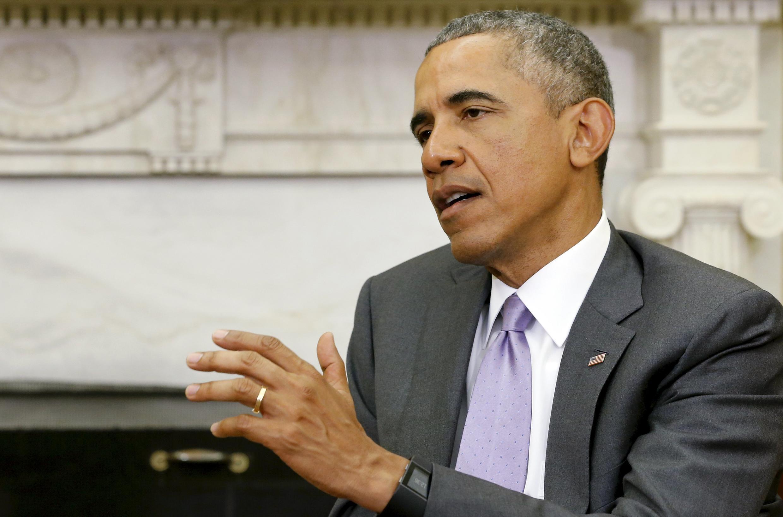 O presidente americano Barack Obama celebra o acordo nuclear das grandes potências com o Irã, uma de suas maiores vitórias desde que ele chegou a Casa Branca.