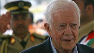 Tsohon Shugaban Amurka Jimmy Carter